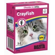 Бозита Консервы для кошек кусочки в желе (лангуст) 370 г