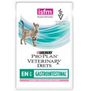 Пурина EN Ветдиета для кошек при патологии ЖКТ (пауч) лосось 85 г