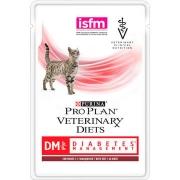 Пурина DM Ветдиета для кошек (пауч) говядина 85 г (при диабете)