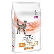 Пурина ОМ Ветдиета для кошек (сух) 1,5 кг при ожирении