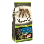 Примордиал Сухой беззерновой корм для кошек лосось/тунец 2 кг
