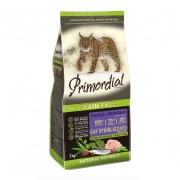 Примордиал Сухой беззерновой корм для кошек индейка/сельдь для стерил. и кастр. 2 кг