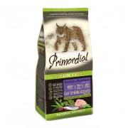 Примордиал Сухой беззерновой корм для кошек индейка/сельдь для стерил. и кастр. 400 г