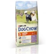 Дог Чау Матюр Сухой корм для собак 5+ (ягненок) 14 кг