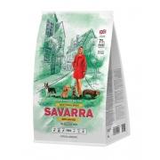 Саварра Эдалт Дог Смол Брит Корм для взрослых собак мелких пород (утка-рис) 3 кг