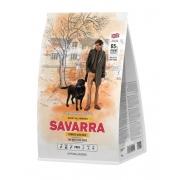 Саварра Эдалт Дог Корм для взрослых собак (индейка-рис) 3 кг
