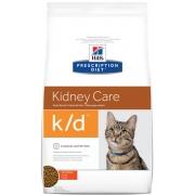 Хиллс PD Диетический корм для кошек k/d Паталогия почек сухой 400 г