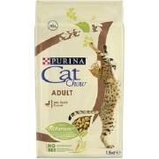 Кэт Чау Сухой корм для кошек (утка) 1,5 кг