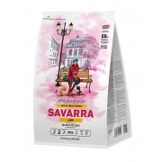 Саварра Эдалт Дог Смол Брит Корм для взрослых собак мелких пород (ягненок-рис) 1 кг