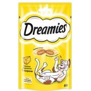 Дримис Лакомство для кошек (сыр) 60 г
