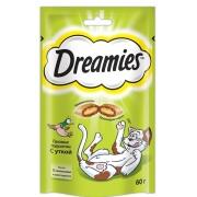 Дримис Лакомство для кошек (утка) 60 г