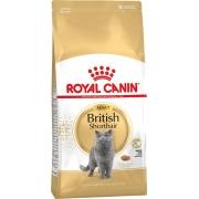 Роял Канин Бритиш Шотхейр Корм для британских кошек 4 кг