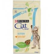 Кэт Чау Сухой корм для котят 1,5 кг