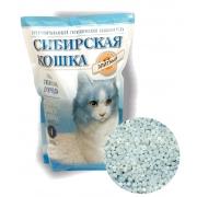 Сибирская кошка Элитный силикагель 4 л