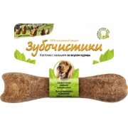 Зубочистки для средних собак (курица) 95 г