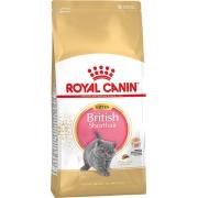 Роял Канин Киттен Бритиш Корм для котят британских кошек 2 кг