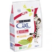 Кэт Чау Сухой корм для кошек Уринари  проф МКБ 1,5 кг