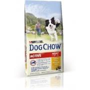 Дог Чау Актив Сухой корм для активных собак 14 кг