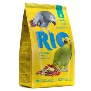 Рио Корм для крупных попугаев 500 г