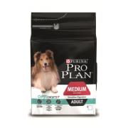 Проплан Сухой корм для собак взрослых Медиум (ягненок) 3кг OptiDigest