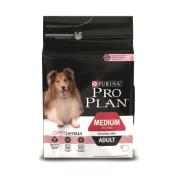Проплан Сухой корм для собак взрослых Медиум (лосось) 3 кг OptiDerma