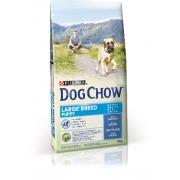 Дог Чау Сухой корм для щенков крупных пород 14 кг