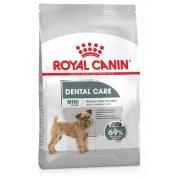 Роял Канин Мини Дентал Корм для мелких собак, поддержание здоровья зубов 1 кг
