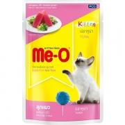 Ме-О влажный корм для котят, Тунец в желе 80 г
