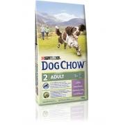 Дог Чау Сухой корм для собак Ягненок 2,5 кг