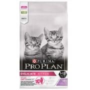 Проплан Сухой корм для котят Деликат (индейка) 10 кг