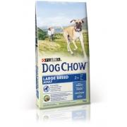 Дог Чау Сухой корм для собак крупных пород 14 кг