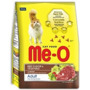 Ме-О сух. для кошек (говядина-овощи) 450 г