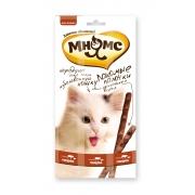 Мнямс Лакомые палочки для кошек говядина+печень 3 шт