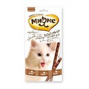 Мнямс Лакомые палочки для кошек индейка+ягненок 3 шт