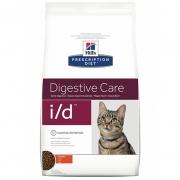 Хиллс PD Диетический корм для кошек I/D болезни ЖКТ сухой 400 г