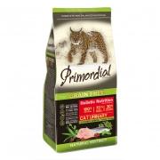 Примордиал Сухой беззерновой корм для кошек индейка/сельдь при МКБ 400 г