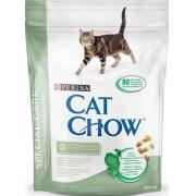 Кэт Чау Сухой корм для кошек стерилизованных 400 г